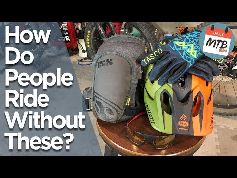 The Most Overlooked Piece of Mountain Bike Equipment // Riding Glasses Review