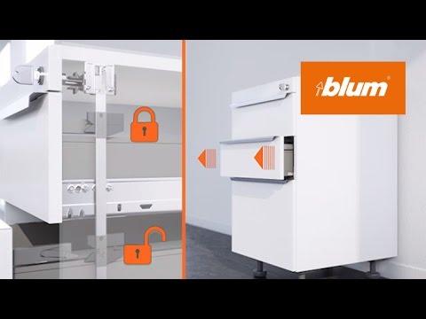 Genial CABLOXX U2013 Blumu0027s Locking System: Assembly | Blum. Blum Furniture Fittings