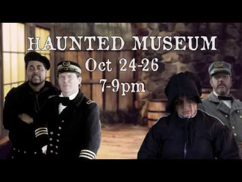 Haunted Museum Commercial - National Civil War Naval Museum