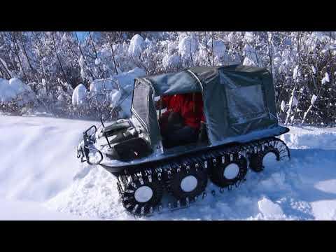 Best ARGO in deep SNOW 2018 - very entertaining!