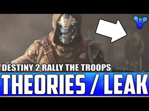 Destiny 2 Trailer Secrets: Brother Vance & Xur In Trailer? / Speaker Turned Rogue / DLC Leak & More!