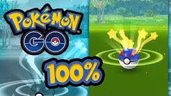 Der 100%-Fangchance-Wurf | Pokémon GO Deutsch #228