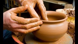 Most Satisfying Pottery Videos | Best Pottery Making, Carving and Painting!