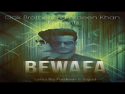 BEWAFA | Fardeen Wahid | Hindi song | 2015