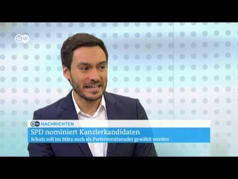 Tarik Abou-Chadi, January 30, 2017, interview (# 1) with Deutsche Welle (in German)