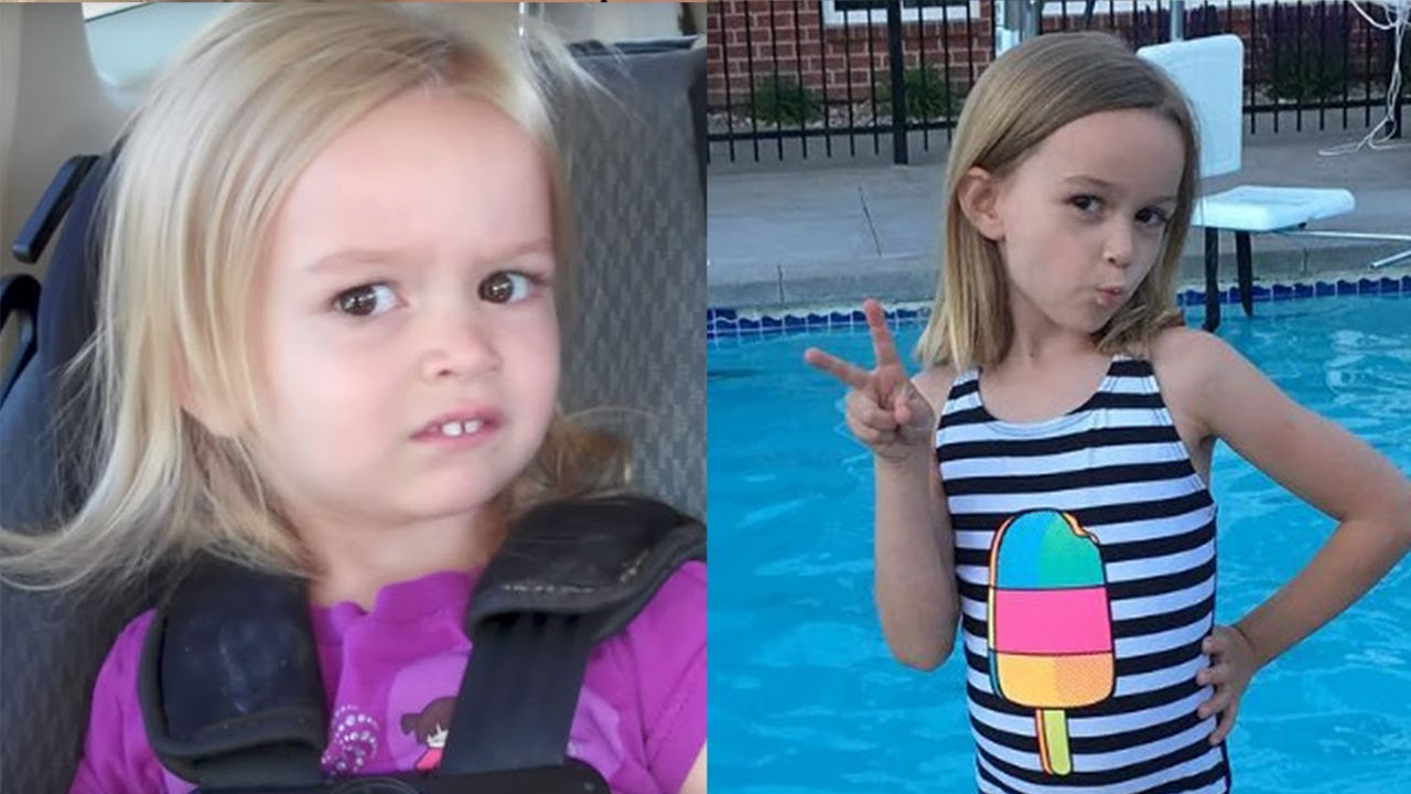 maxresdefault girl from unimpressed chloe viral meme is all grown up youtube