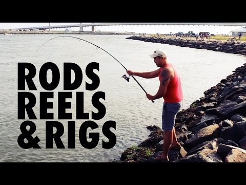 Shore Fishing For Beginners: Salt Water Fishing