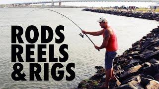 Shore Fishing for Beginners: Salt Water fishing