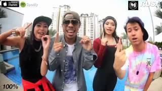 Mas Idayu feat. Juzzthin & WARIS 100% Cintaku (Loop x10)