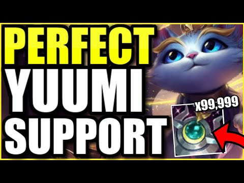*THIS* IS HOW YOU PLAY YUUMI PERFECTLY IN SEASON 11 (YUUMI SUPPORT GUIDE BY GRANDMASTER PLAYER)