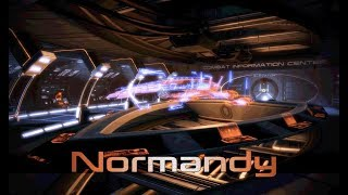 Mass Effect 2 - Normandy: Combat Information Center 2 (1 Hour of Ambience)