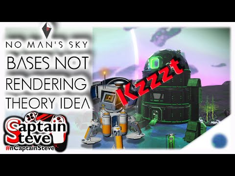 Bases Not Loading Rendering No Man's Sky Theory Speculation Captain Steve Possible Reasons Origins