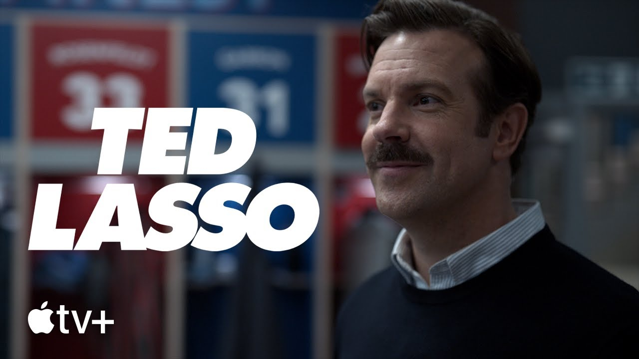Jason Sudeikis in Ted Lasso trailer voor Apple TV Plus
