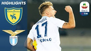 Chievo 1-1 Lazio | Immobile on Target to Deny Chievo First Win | Serie A