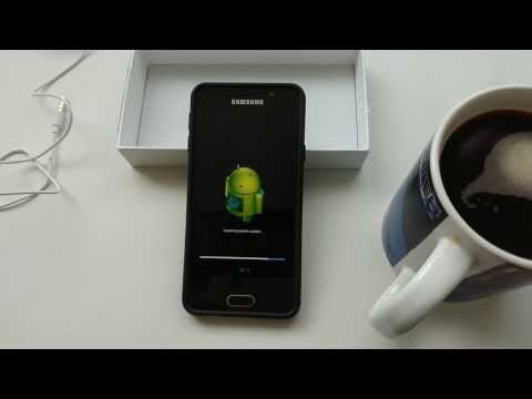 samsung galaxy a3 (2016) android update