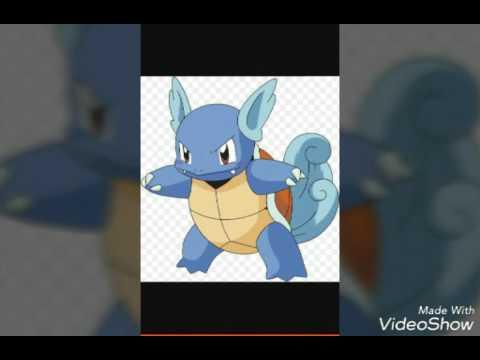 Gary Oak 's Pokémon (All)