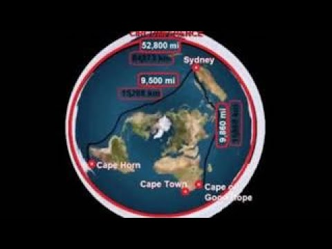 Flat Earth How BIG Is Earth? Earths True Form vesves Magnitude - The Best Documentary Ever