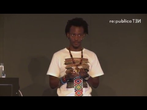 re:publica 2016 – Evans Campbell: Getting Vinyl in Kenyan Basements to Collectors Globally on YouTube