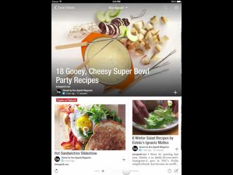 Flipboard now learns from your reading habits