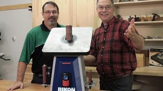 The 12 Tools Of Christmas - Tool 3: Rikon Spindle Sander