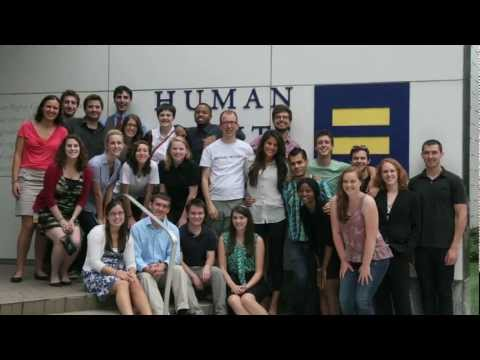 HRCU: the Human Rights Campaign Internship Program