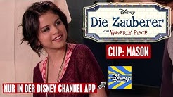 DIE ZAUBERER VOM WAVERLY PLACE - Clip: Mason | Disney Channel