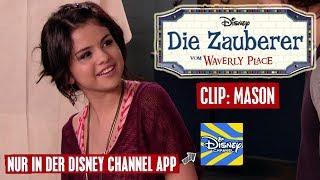 DIE ZAUBERER VOM WAVERLY PLACE - Clip: Mason | Disney Channel