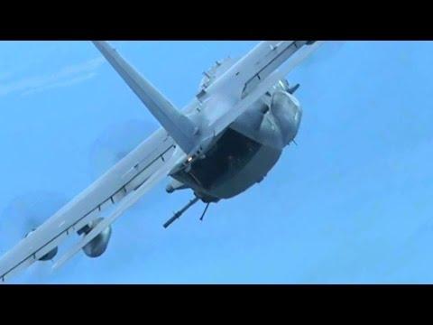 Lockheed AC-130 Spectre, Spooky & Ghostrider