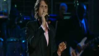 Watch Josh Groban Alla Luce Del Sole video