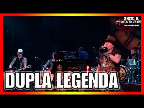 Guns N' Roses - Patience - Legendado HD