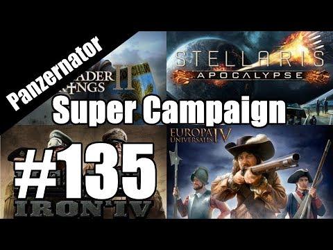 RIP Glitterhoof! CK2-EU4-Vicky2-HoI4-Stellaris Super Campaign episode 135  [CK2 Part 135]