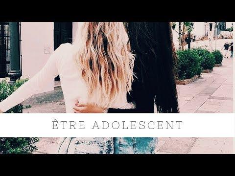 ETRE ADOLESCENTS ...