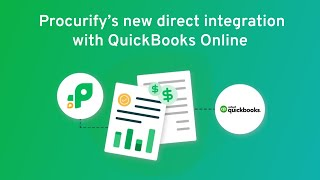Procurify's new QuickBooks Online direct Integration | Not currently creating bills in Procurify?