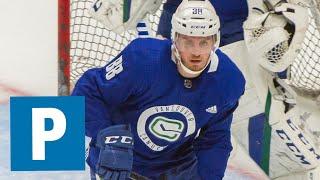 Vancouver Canucks Nate Schmidt and Tyler Motte speak to media postgame   The Province