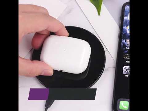 【台灣現貨】 AirPods Pro 三代藍芽耳機 新款Pro無線耳機 支持安卓蘋果 開蓋彈窗