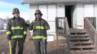 Poudre Fire Authority Firefighter Basic Skills: Search & Rescue