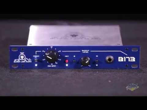 Black Lion Audio B173 Microphone Preamp - Black Lion Audio B173