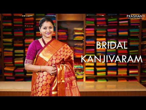 Bridal Kanjivarams   9 Dec 2020   Prashanti