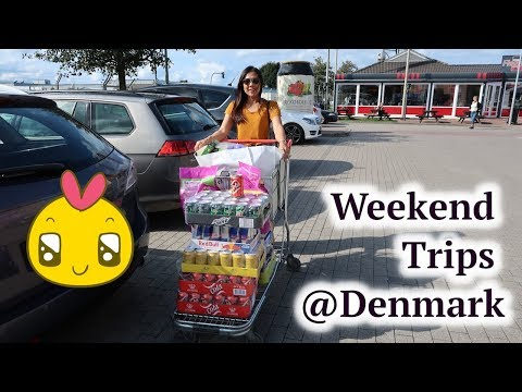 Vlog with me #24 Weekend Trips ที่ Denmark คะ ^^