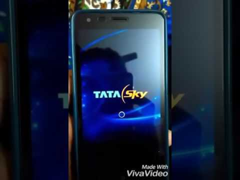 Tatasky live TV is not supported for more...