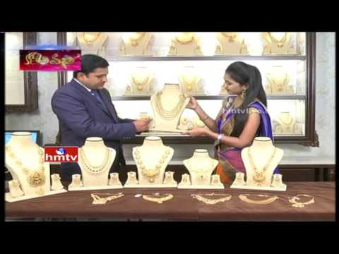 Trendy Antique Gold Haram Designs - Manepally Jewellers. | Andham Abharanam |HMTV