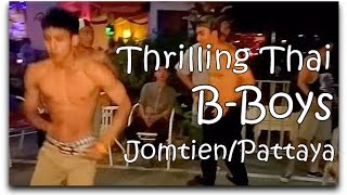 Gay Travel in Thailand Pattaya Jomtien Complex Thrilling B-Boys Show