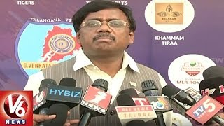 HCA President Vivek Condemns Allegations Over Lodha Committee Recomendations | V6 News