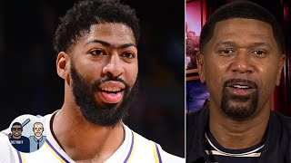 LeBron is unlocking the greatness in Anthony Davis' game - Jalen Rose | Jalen & Jacoby