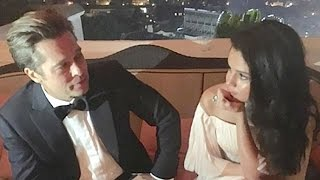 Was Selena Gomez to Blame for Angelina Jolie & Brad Pitts Divorce?