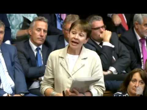 Parliament Returns: Leaders Address - Caroline Lucas Green Party