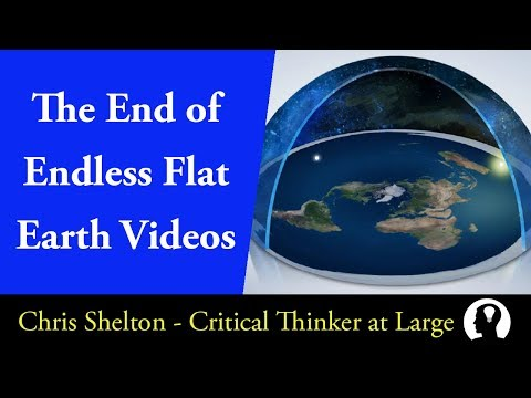 The End of Endless Flat Earth Videos thumbnail
