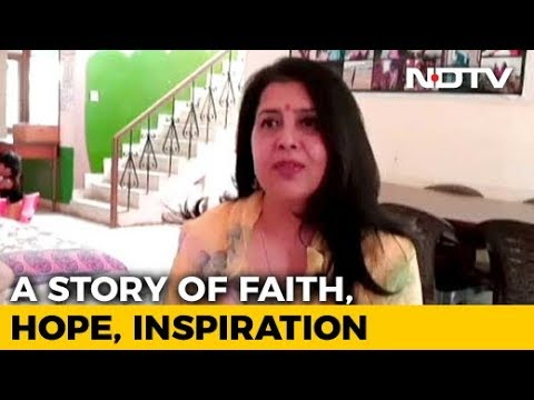 "Jaipur Woman Gives Hope To HIV-Positive Kids With NGO Named ""Faith"""