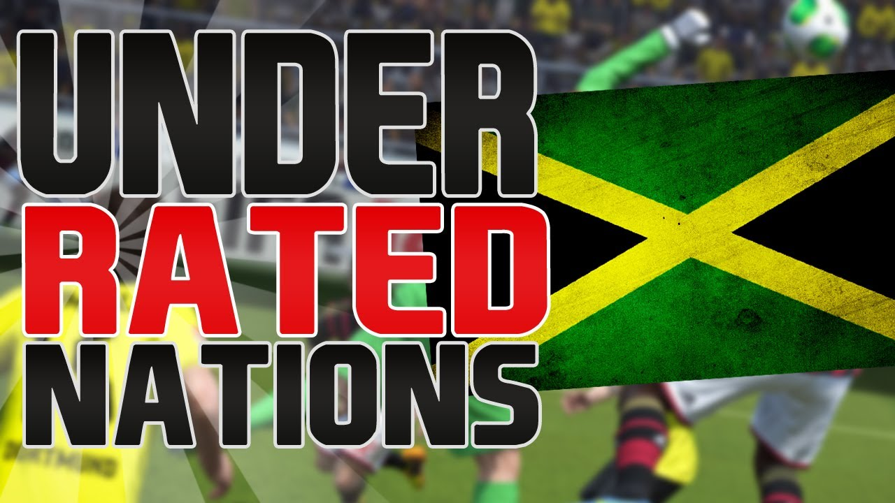 FIFA 14 | JAMAICA SQUAD BUILDER | UNDER RATED NATIONS Ep 10 | 12k (PS3)
