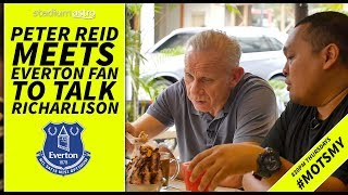 Peter Reid meets a family of Everton fans | Man On The Street | Astro SuperSport